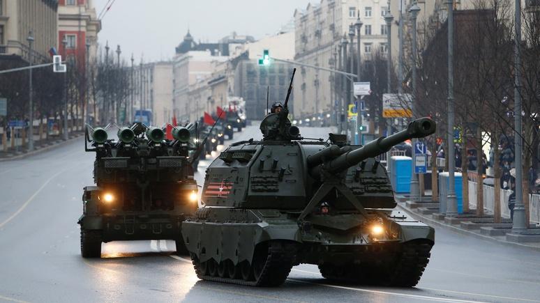Atlantico: Запад сильно преувеличивает военную мощь России