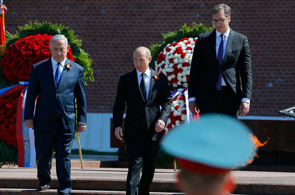 Зачем Нетаньяху приехал к Путину