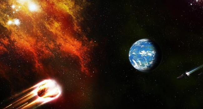 К Солнцу приближается невероятная комета
