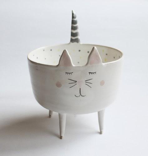 Сервиз «Спящие зверята» — шедевральная керамика Marta Turowska