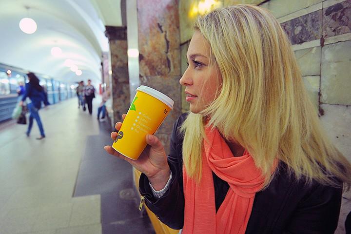 Штраф за нахождение в метро с кофе повышать не будут