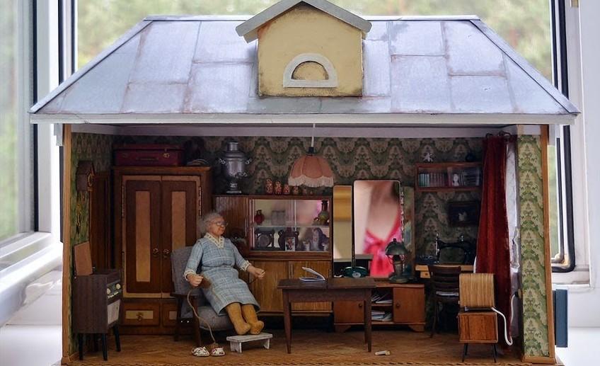 В гостях у волшебницы: ювелирные комнатки, знакомые с детства