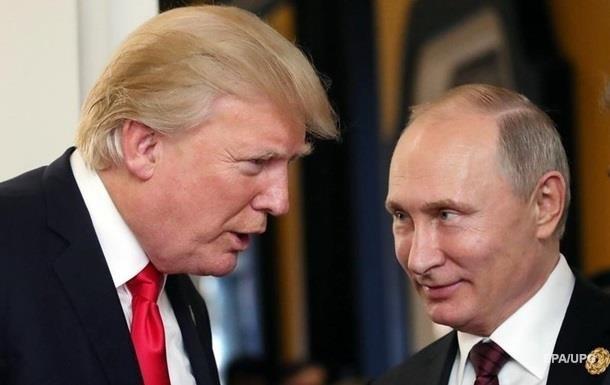 Трамп передал Путину письмо? Что за игры однако...