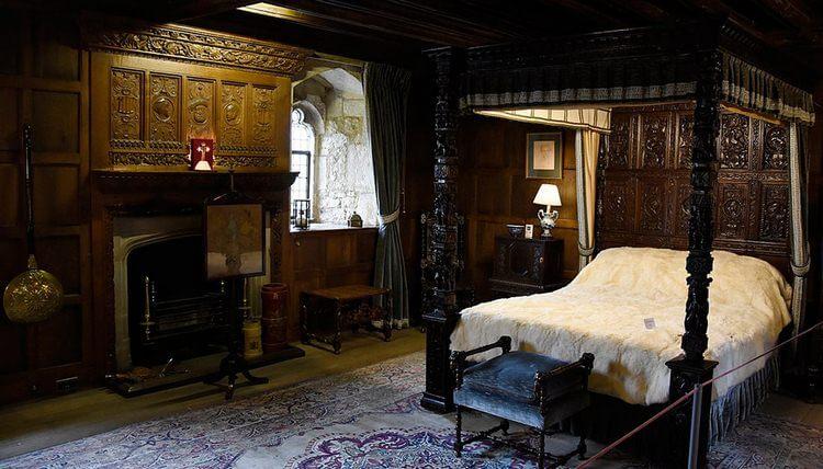Королевские спальни: 30 самых роскошных спален королевских замков и дворцов