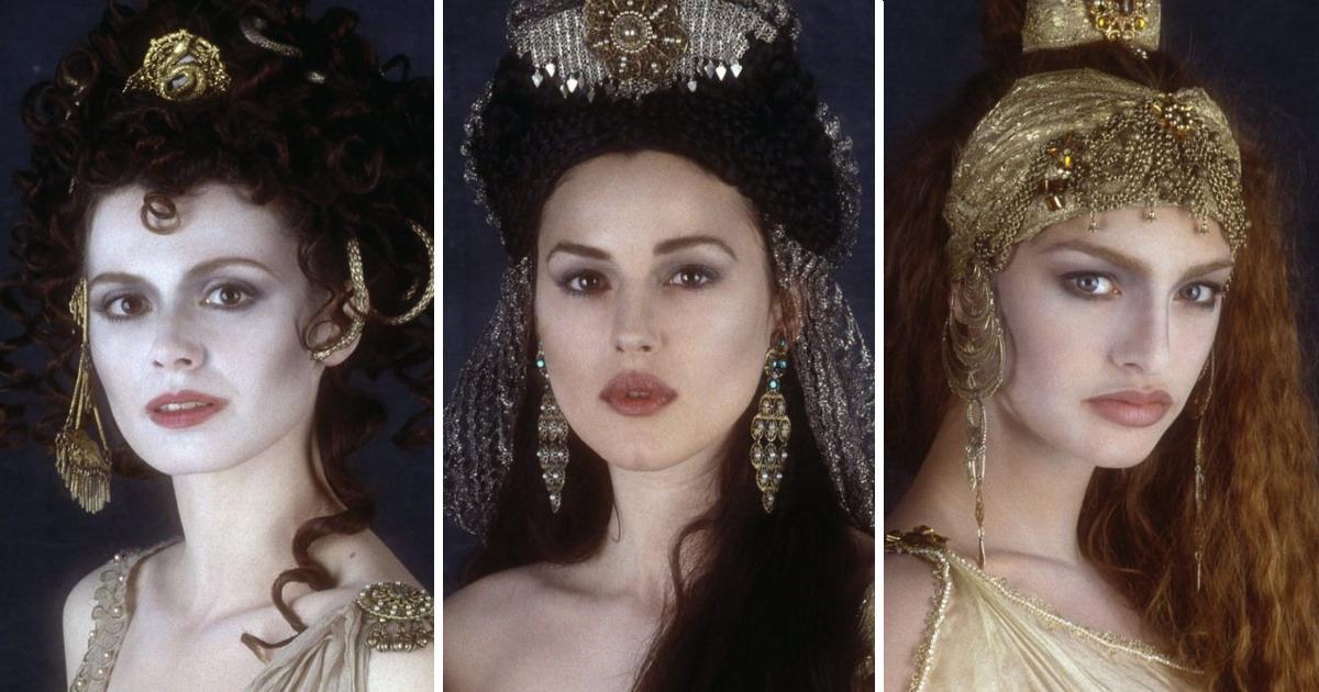 Судьбы невест Дракулы из фильма 1992 года