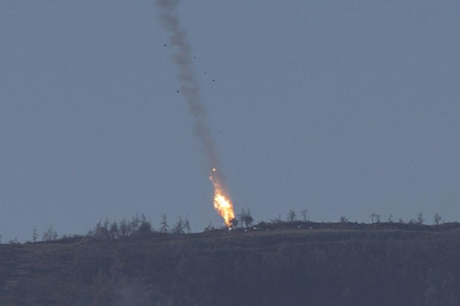 Премьер Йылдырым:Турция не будет выплачивать компенсацию РФ за сбитый Су-24