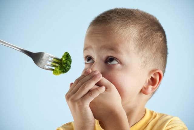 Как мой сын полюбил морковь и перестал бояться брокколи