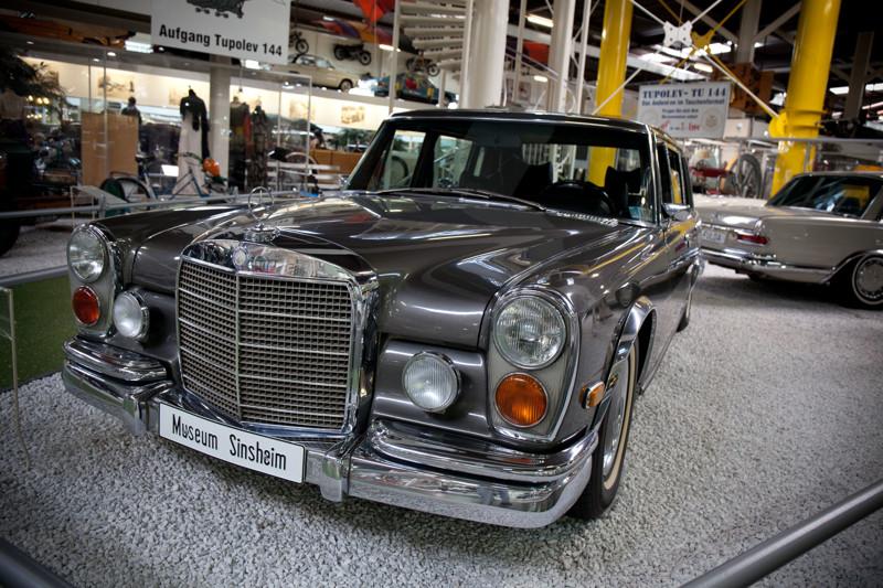 Автомобили музея Зинсхейм!