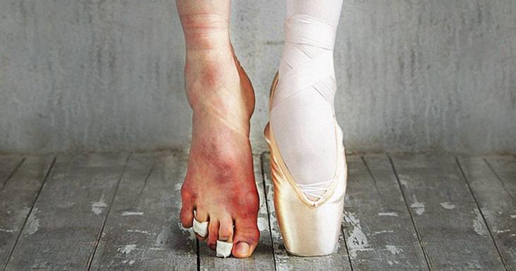 Цена аплодисментов: 40+ фотографий танцоров балета. В каждом кадре сила и грация! Фантастика!