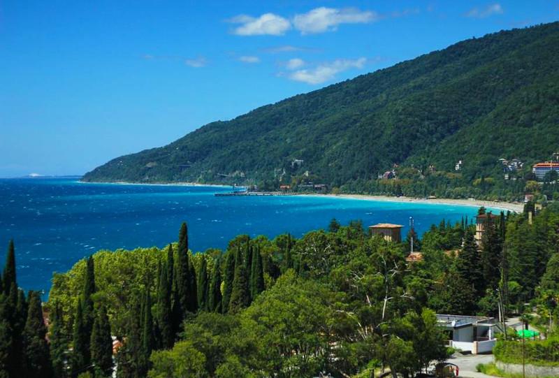 Абхазия - страна души или врата в ад?