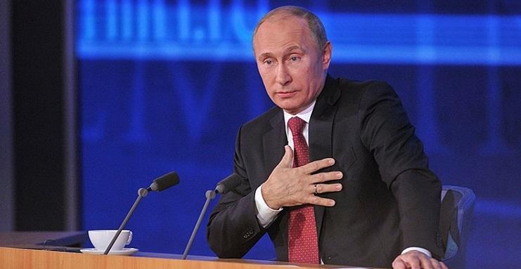 Дешевый трюк с фотографией Путина возмутил посольство России
