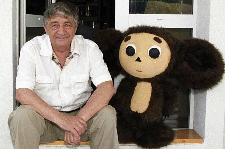 Ушёл из жизни замечательный писатель Эдуард Успенский