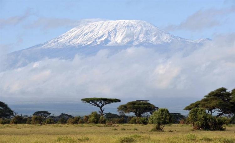 Килиманджаро - вершина черного континента