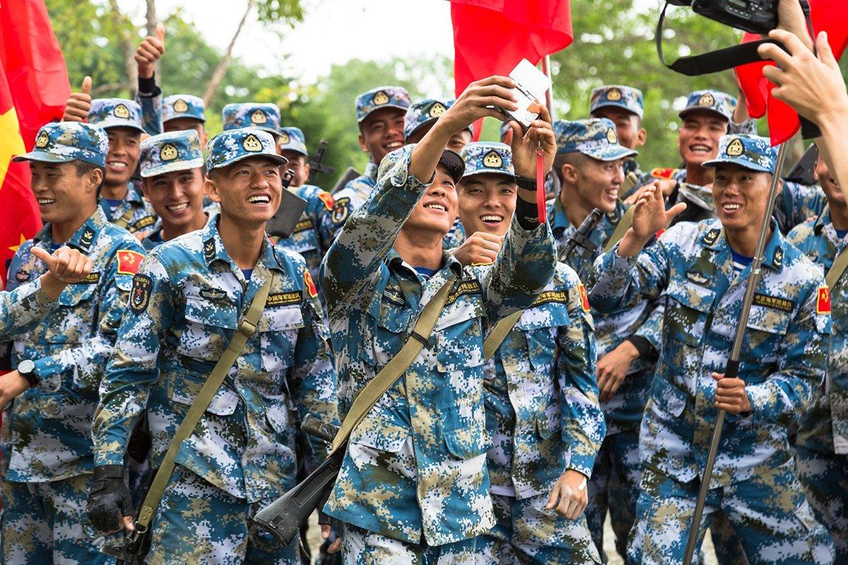 Пекин протестует против заявлений Вашингтона об армии Китая