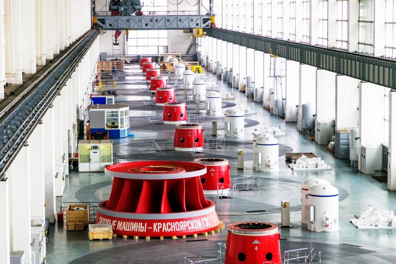 Модернизация сибирских ГЭС: новое «сердце» гидротурбин даст еще больше мощи