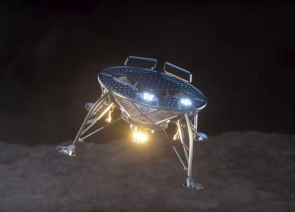Первый частный луноход успешно прошел первую проверку