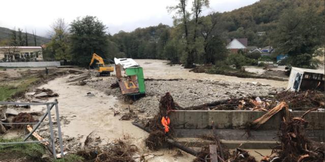 Пострадавшими от наводнения в Краснодарском крае признаны 60 человек