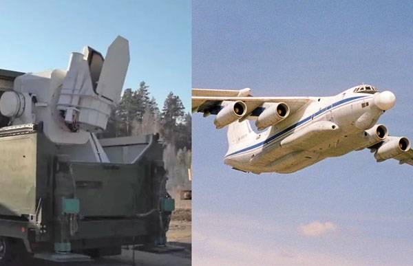 В США: Русские могли создать противоспутниковое лазерное оружие