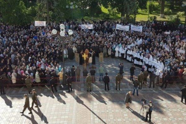 Разрушение Храма. Ростислав Ищенко: Начинается новый этап гражданской войны на Украине