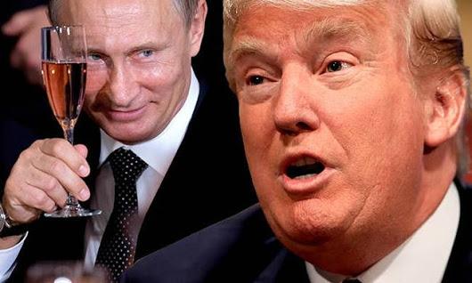 *Кремль подтвердил приглашение Путина в Вашингтон