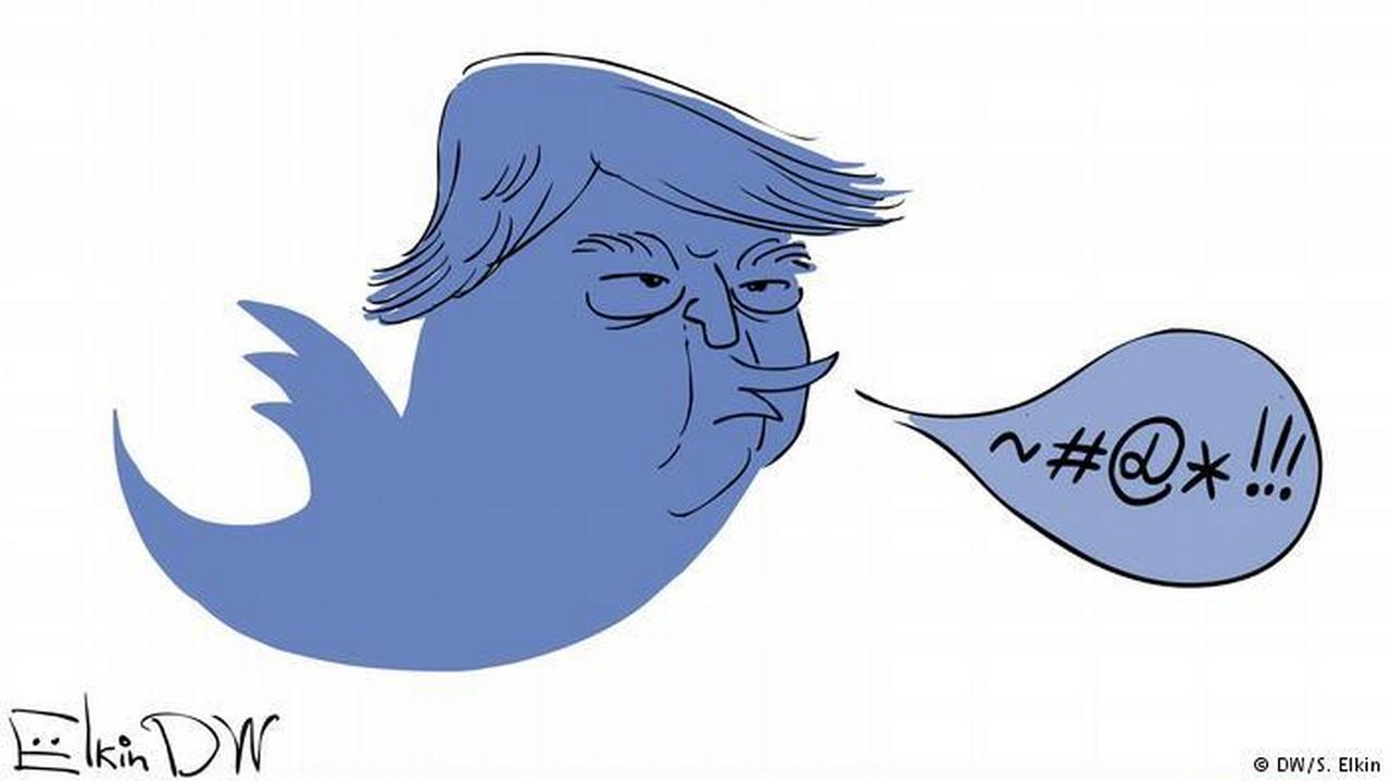 Куда Трампа заведёт Twitter-…