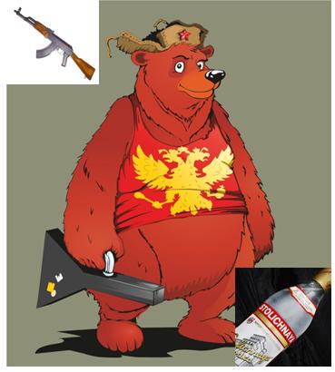 Странные русские Original