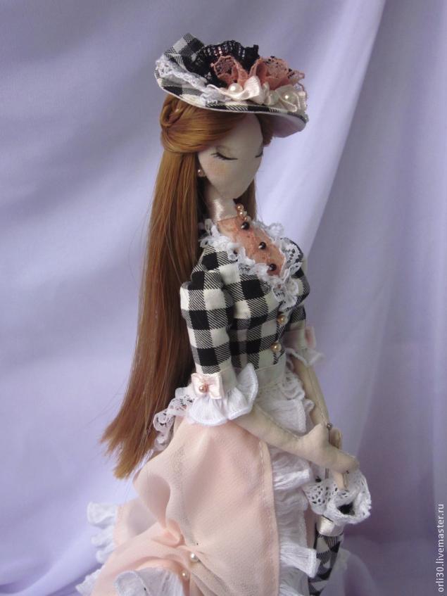 Шляпка своими руками для куклы