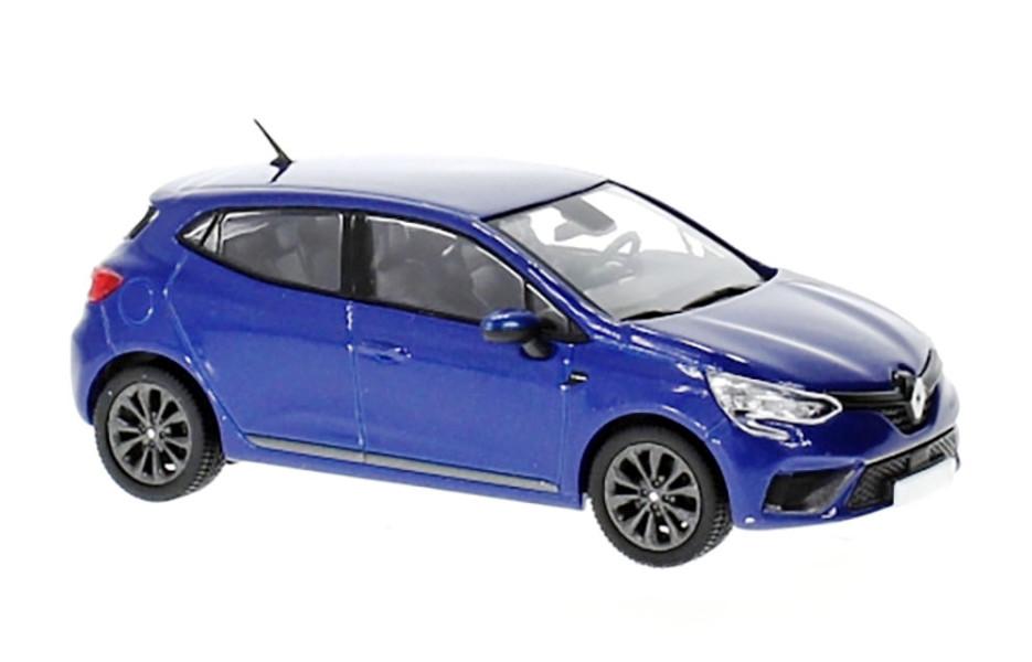 Рассекречен новый миниатюрный Renault Clio