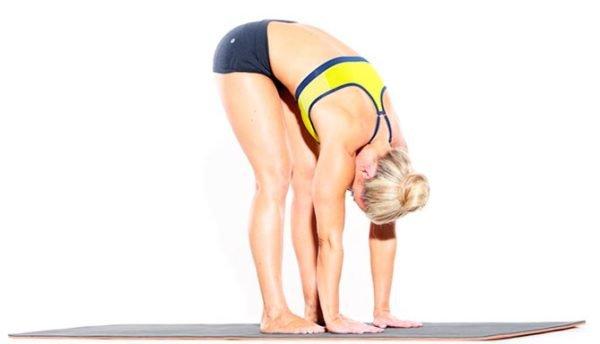 Если наклон вперед с прямыми ногами ведет к боли под одной из седалищных костей, возможно, вы повредили сухожилие