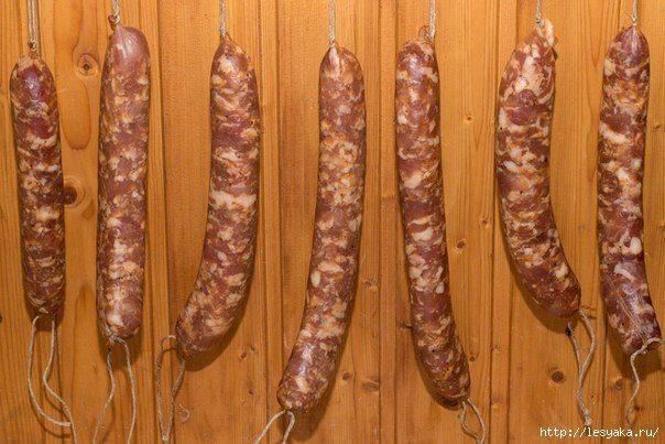 Сушилка для домашней колбасы