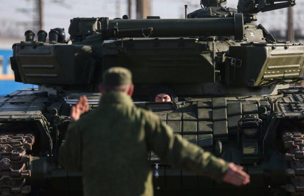 Путин дрогнул, но его войска…