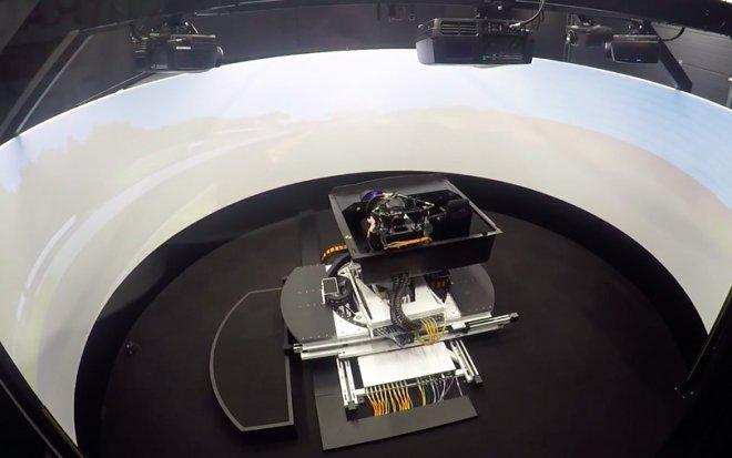 Так выглядит автосимулятор за 1,3 миллиона долларов