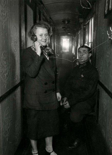 Романтика советских поездов