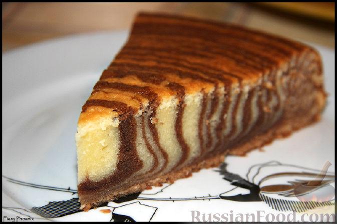 Торт мраморный рецепт с фото пошагово