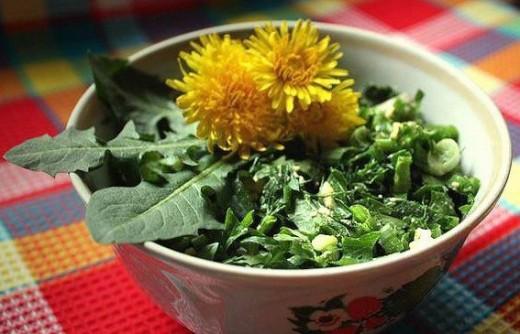 Съедобные сорняки – лучшие помощники в борьбе с авитоминозом