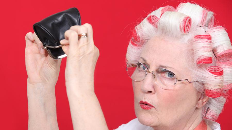 Пенсионеры под гипнозом