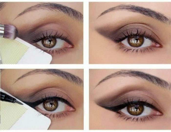 Идеальные глазки.