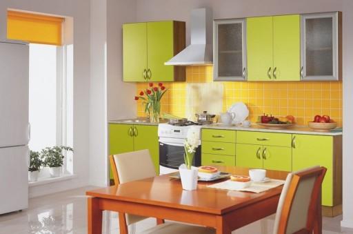 Мебель для кухни фото цветы