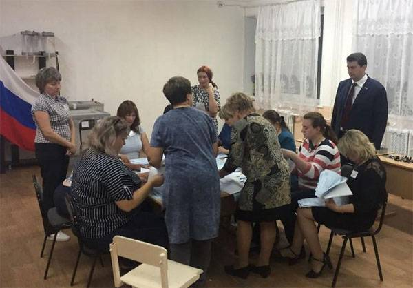 Впервые в России. Отменены итоги выборов губернатора Приморского края