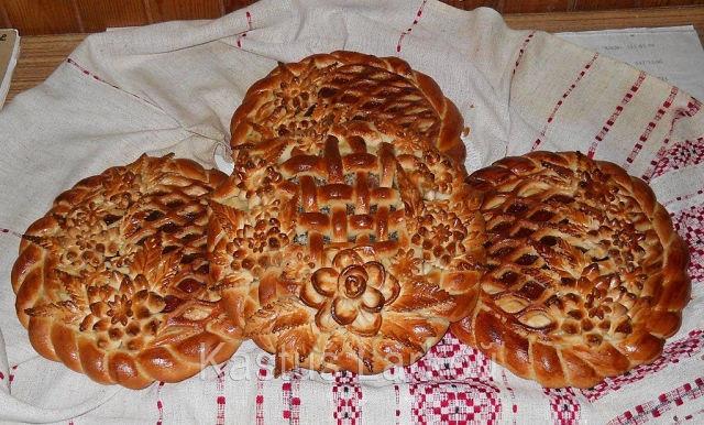 Красивый пирог своими руками