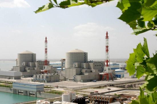Китай предложил России построить АЭС