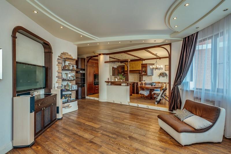 Квартира Александра Жулина