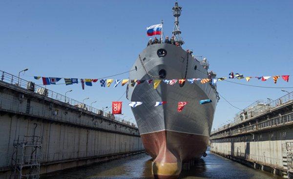 Глаза и уши ВМФ России