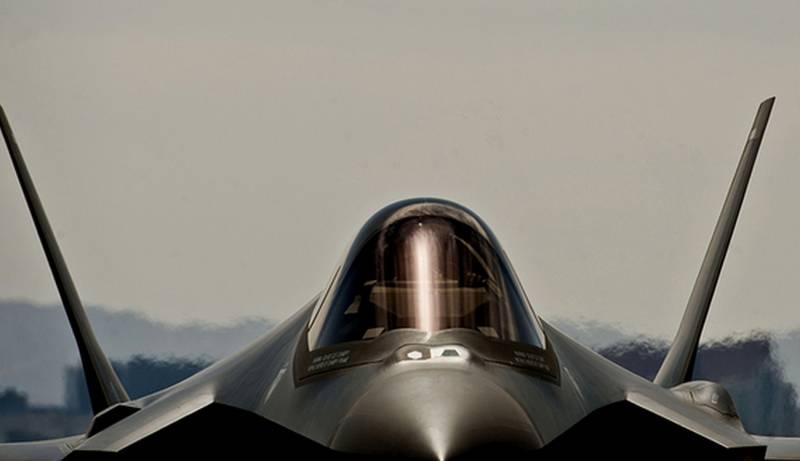 F-35A и новый облик Хель Хаа…