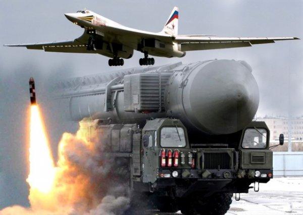 «Россия готова нанести ядерн…