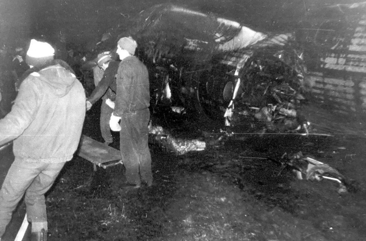 Секретная катастрофа 1986 в…