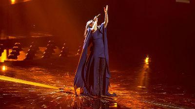 На «Евровидении» датское жюри по ошибке присудило Украине 12 баллов