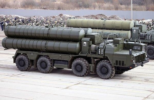 Пусковая установка С300/400 Фото: Википедия/Vitaly V. Kuzmin