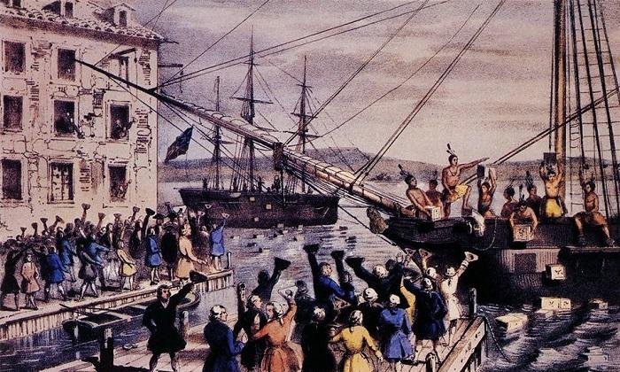 Чай: история путешествия по миру