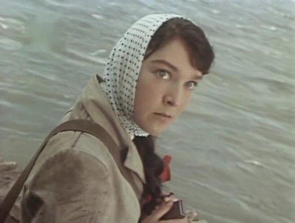 Звезда советского кино А.Завьялова (фото с сайта ekogradmoscow.ru)